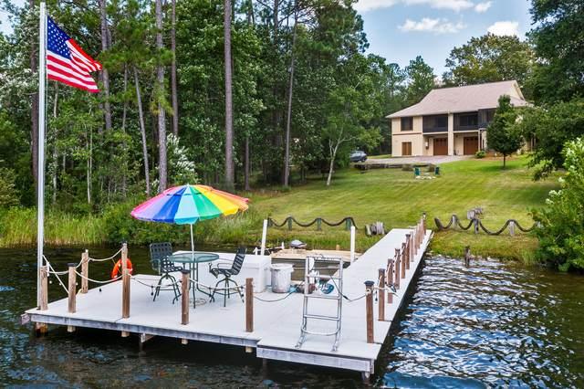 2060 Spring Lake Road, Defuniak Springs, FL 32433 (MLS #877855) :: Briar Patch Realty