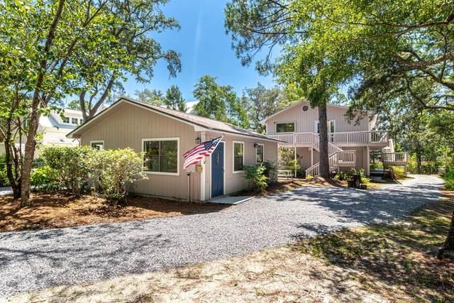 521 Eden Drive, Santa Rosa Beach, FL 32459 (MLS #877888) :: Corcoran Reverie