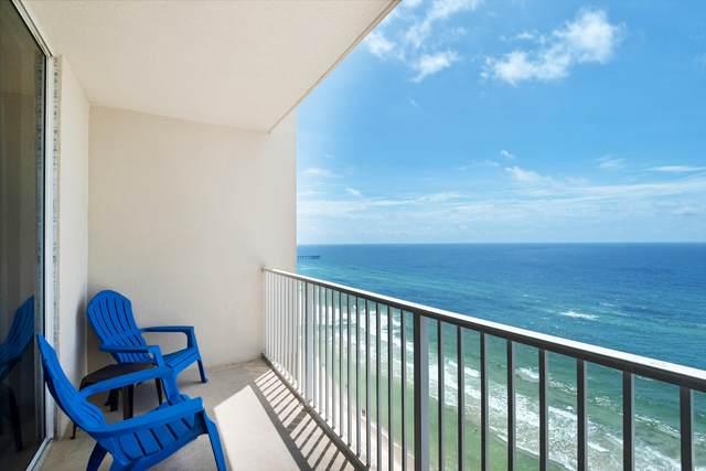 16819 Front Beach Road Unit 1513, Panama City Beach, FL 32413 (MLS #877910) :: Coastal Luxury