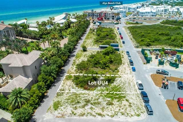 Lot UU4 Elbow Beach Road, Alys Beach, FL 32461 (MLS #877924) :: Scenic Sotheby's International Realty