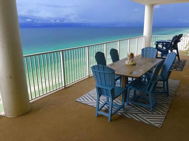 10611 Front Beach Road Unit 1703, Panama City Beach, FL 32407 (MLS #877930) :: The Beach Group