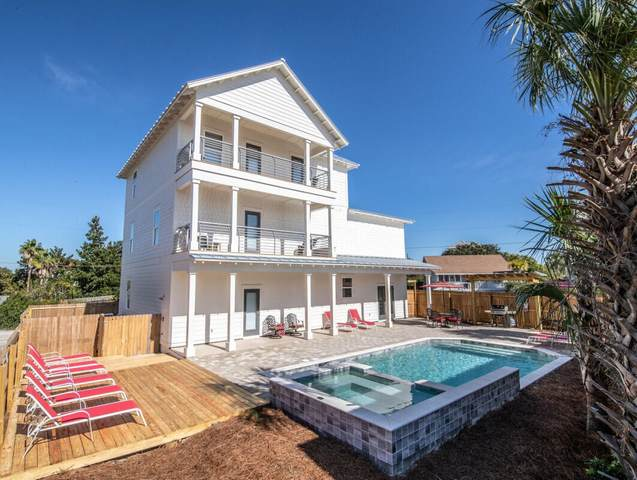 148 Norwood Drive, Miramar Beach, FL 32550 (MLS #877936) :: Keller Williams Realty Emerald Coast