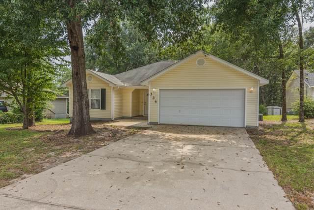 334 Strawbridge Drive, Crestview, FL 32539 (MLS #877955) :: Linda Miller Real Estate