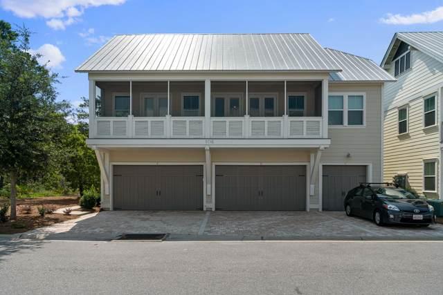 106 E Milestone Drive Unit B, Inlet Beach, FL 32461 (MLS #877992) :: Rosemary Beach Realty