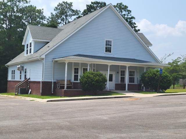150 Duggan Avenue, Crestview, FL 32536 (MLS #878035) :: Berkshire Hathaway HomeServices Beach Properties of Florida