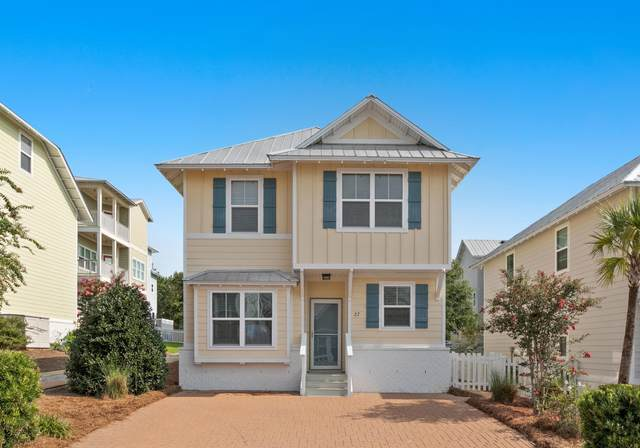 27 Inlet Cove, Inlet Beach, FL 32461 (MLS #878036) :: Better Homes & Gardens Real Estate Emerald Coast