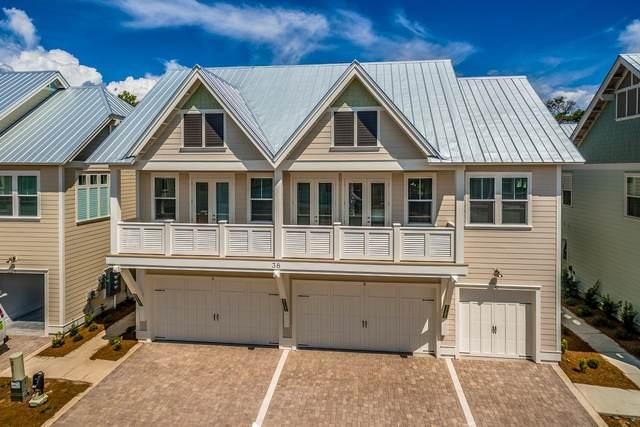 80 Wharf Lane Unit A, Inlet Beach, FL 32461 (MLS #878037) :: Keller Williams Realty Emerald Coast