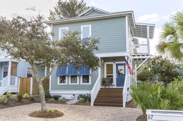 67 Snapper Street, Santa Rosa Beach, FL 32459 (MLS #878043) :: The Chris Carter Team