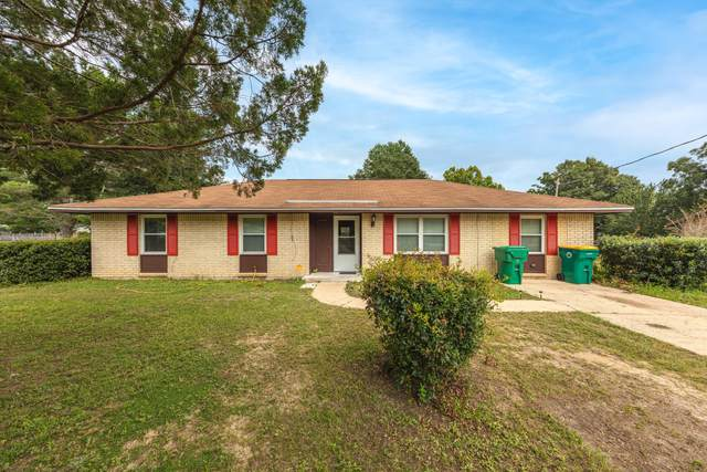 1224 Valley Road, Crestview, FL 32539 (MLS #878077) :: John Martin Group | Berkshire Hathaway HomeServices PenFed Realty