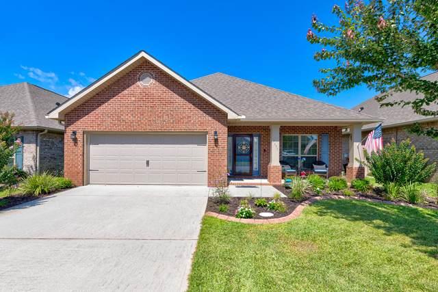 1695 Brantley Drive, Gulf Breeze, FL 32563 (MLS #878095) :: Better Homes & Gardens Real Estate Emerald Coast