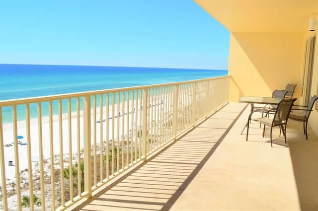 8715 Surf Drive 604B, Panama City Beach, FL 32408 (MLS #878120) :: The Beach Group