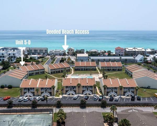 1630 Scenic Gulf Drive 5-D, Miramar Beach, FL 32550 (MLS #878131) :: Briar Patch Realty