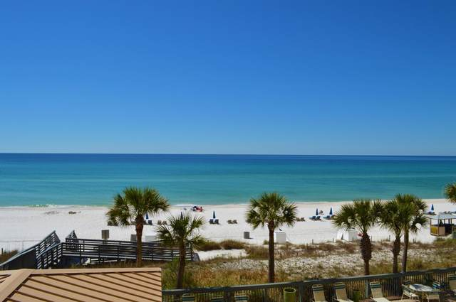 8715 Surf Drive 301A, Panama City Beach, FL 32408 (MLS #878143) :: The Beach Group
