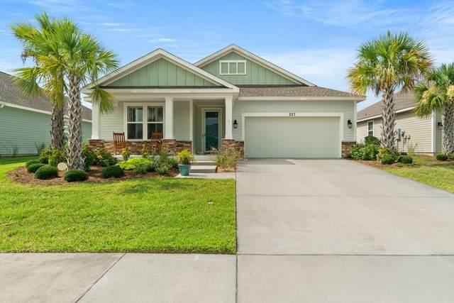 227 Blue Sage Road, Panama City Beach, FL 32413 (MLS #878159) :: Keller Williams Realty Emerald Coast