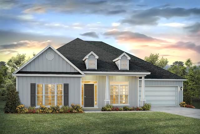 597 Golf Club Drive Lot 3, Santa Rosa Beach, FL 32459 (MLS #878168) :: Beachside Luxury Realty