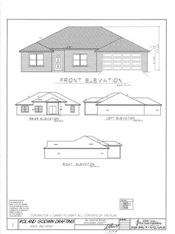 809 Hilltop Road, Mary Esther, FL 32569 (MLS #878210) :: The Honest Group
