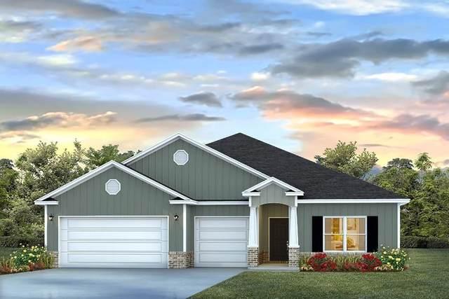 67 Palmer Lane Lot 24, Santa Rosa Beach, FL 32459 (MLS #878217) :: Beachside Luxury Realty