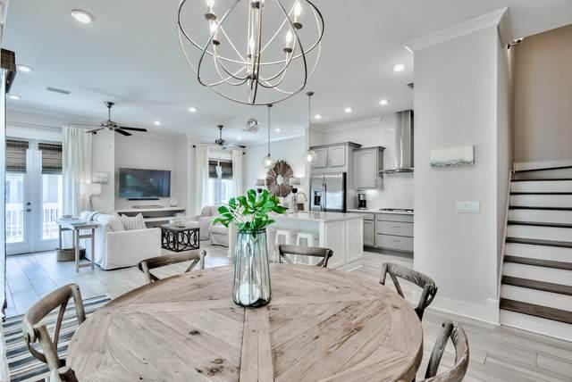 12 York Lane E Unit A, Inlet Beach, FL 32461 (MLS #878220) :: Berkshire Hathaway HomeServices Beach Properties of Florida