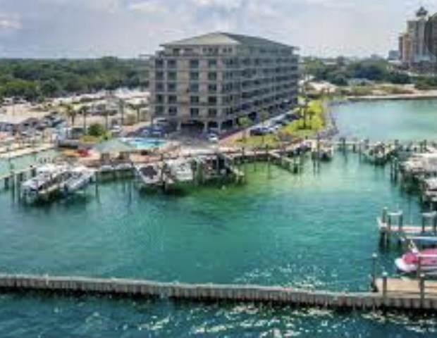5 Calhoun Avenue #603, Destin, FL 32541 (MLS #878251) :: Better Homes & Gardens Real Estate Emerald Coast