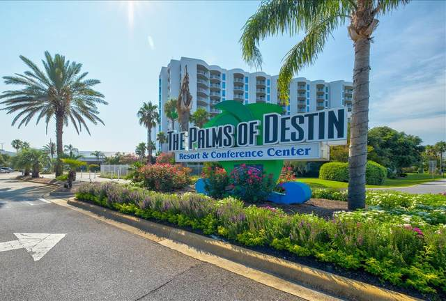 4207 Indian Bayou Trail Unit 2104, Destin, FL 32541 (MLS #878262) :: Better Homes & Gardens Real Estate Emerald Coast