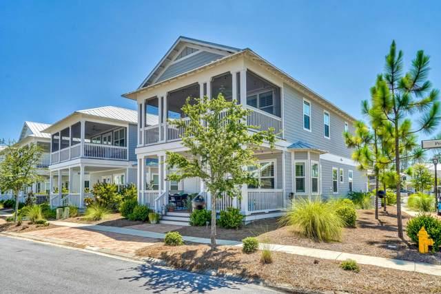 117 Prairie Pass, Santa Rosa Beach, FL 32459 (MLS #878273) :: Berkshire Hathaway HomeServices Beach Properties of Florida