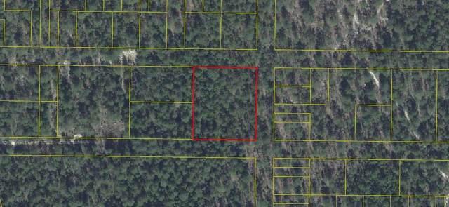 X Watson Road, Defuniak Springs, FL 32433 (MLS #878275) :: Berkshire Hathaway HomeServices Beach Properties of Florida