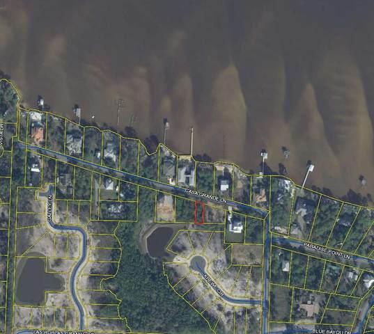 Lot 12 Casa Grande, Santa Rosa Beach, FL 32459 (MLS #878283) :: Berkshire Hathaway HomeServices Beach Properties of Florida