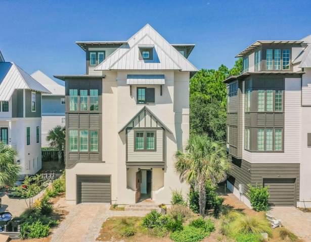 42 Seapointe Lane, Santa Rosa Beach, FL 32459 (MLS #878285) :: Coastal Luxury