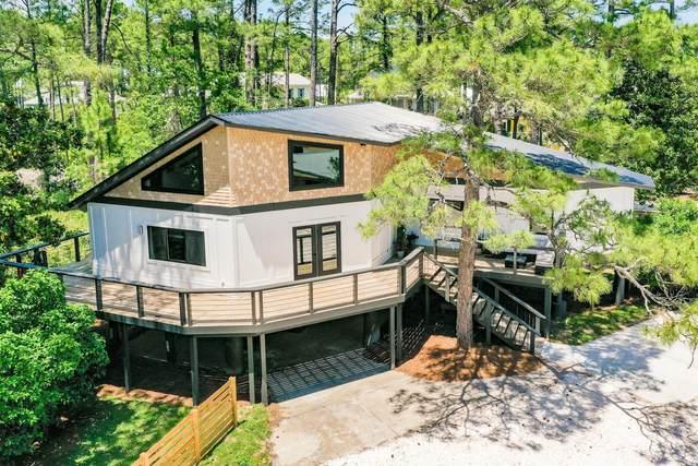 135 Oyster Lake Dr Drive, Santa Rosa Beach, FL 32459 (MLS #878306) :: Berkshire Hathaway HomeServices Beach Properties of Florida