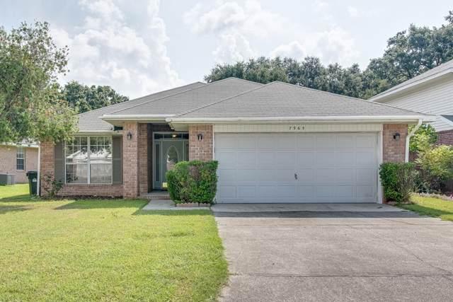 7965 Cayenne Way, Pensacola, FL 32526 (MLS #878313) :: Berkshire Hathaway HomeServices Beach Properties of Florida