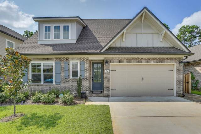 74 Oyster Boulevard, Freeport, FL 32439 (MLS #878316) :: Berkshire Hathaway HomeServices PenFed Realty