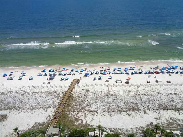 13621 Perdido Key Dr 1704-E, Pensacola, FL 32507 (MLS #878320) :: Briar Patch Realty