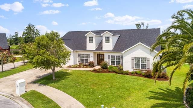 413 Landings Drive, Lynn Haven, FL 32444 (MLS #878321) :: Coastal Luxury