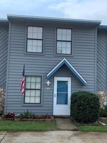 1325 Greendale Avenue #22, Fort Walton Beach, FL 32547 (MLS #878325) :: Better Homes & Gardens Real Estate Emerald Coast