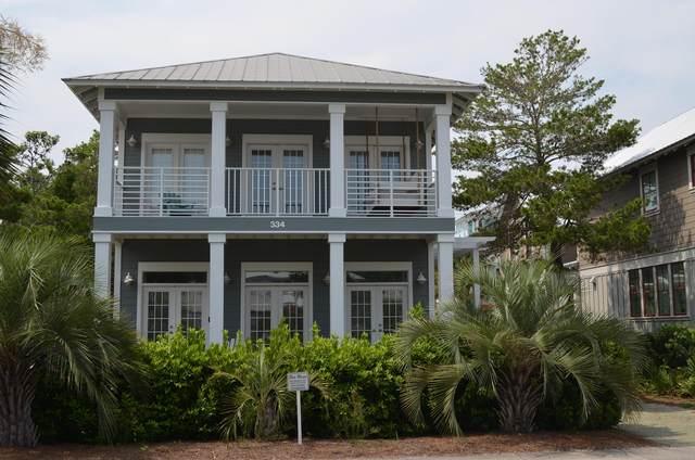 334 Beach Bike Way, Inlet Beach, FL 32461 (MLS #878379) :: Berkshire Hathaway HomeServices Beach Properties of Florida