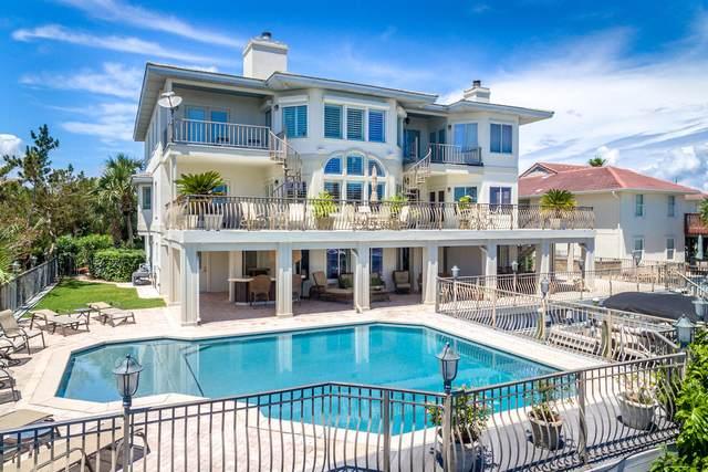 512 Osceola Drive, Destin, FL 32541 (MLS #878380) :: Berkshire Hathaway HomeServices Beach Properties of Florida