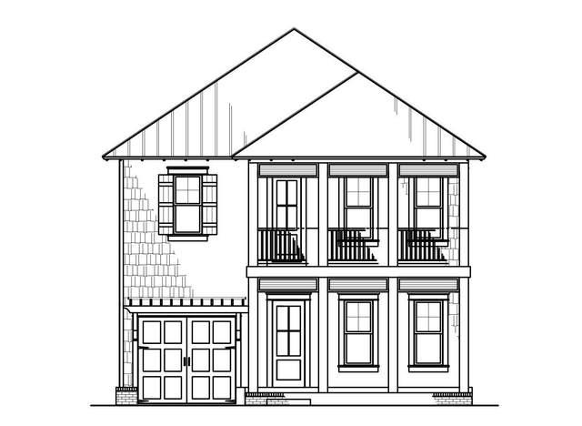 TBD White Cottage Cove Lot 35, Santa Rosa Beach, FL 32459 (MLS #878423) :: Berkshire Hathaway HomeServices Beach Properties of Florida