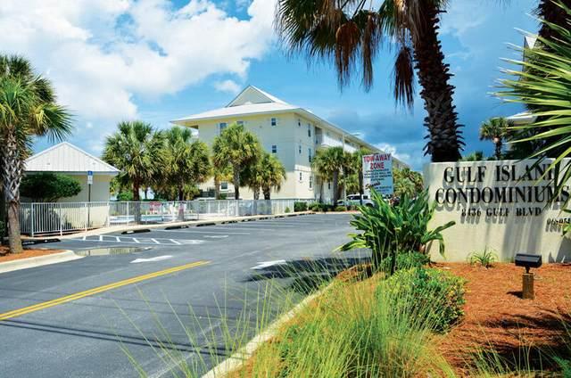 8436 Gulf Boulevard #334, Navarre, FL 32566 (MLS #878431) :: Back Stage Realty