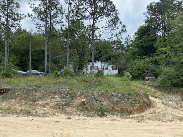 3882 Golden Acres Circle, Crestview, FL 32539 (MLS #878444) :: Blue Swell Realty