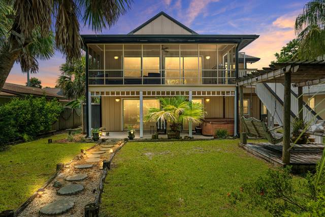 8132 S Lagoon Drive, Panama City Beach, FL 32408 (MLS #878447) :: Coastal Luxury