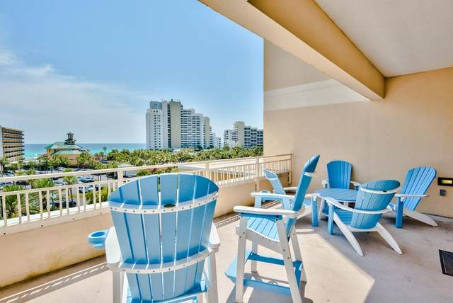 5002 S Sandestin Boulevard 6331/6333, Miramar Beach, FL 32550 (MLS #878453) :: Keller Williams Realty Emerald Coast