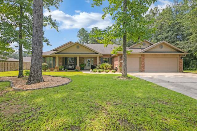 2510 Chinook Drive, Crestview, FL 32536 (MLS #878470) :: Back Stage Realty