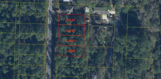 21 11th Street Lot 21, Santa Rosa Beach, FL 32459 (MLS #878489) :: Classic Luxury Real Estate, LLC