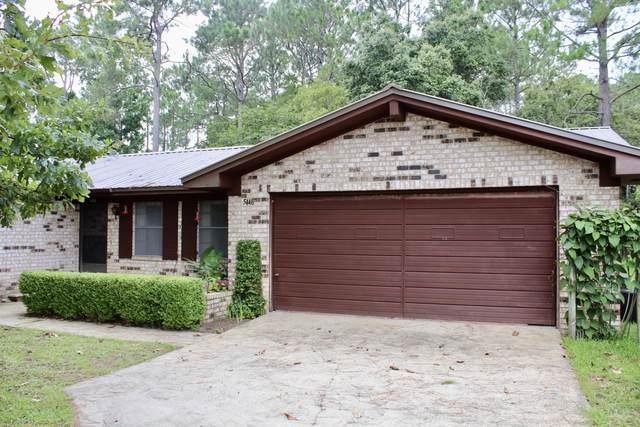 5446 Monterrey Road, Crestview, FL 32539 (MLS #878494) :: Vacasa Real Estate
