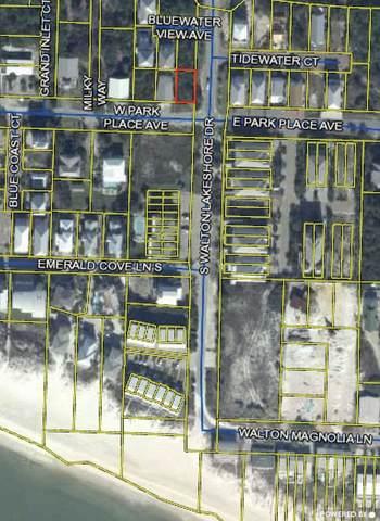 Lot 3 W Park Place Avenue, Inlet Beach, FL 32461 (MLS #878504) :: The Beach Group