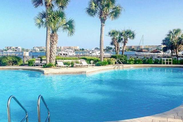 214 SW Miracle Strip Parkway Unit B111, Fort Walton Beach, FL 32548 (MLS #878526) :: Scenic Sotheby's International Realty