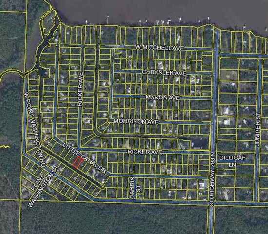 Lot 12 Little Canal Drive, Santa Rosa Beach, FL 32459 (MLS #878537) :: Counts Real Estate on 30A