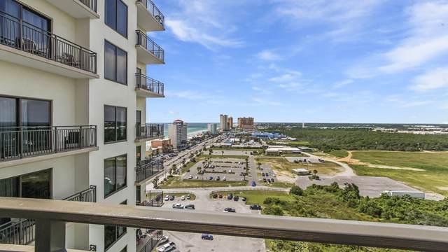 15100 Front Beach Road Unit 1417, Panama City Beach, FL 32413 (MLS #878538) :: Linda Miller Real Estate