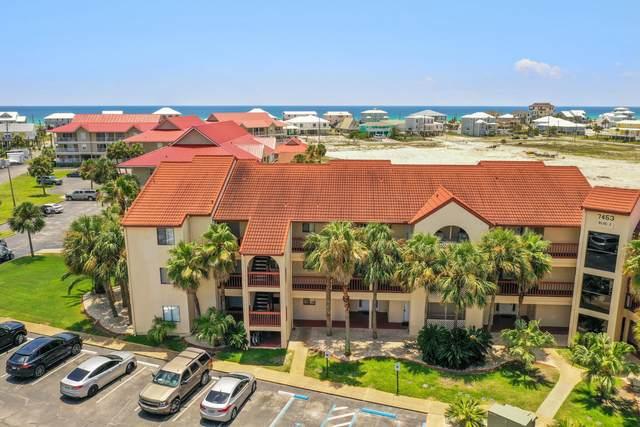 7453 Sunset Harbor Drive Apt 2-106, Navarre, FL 32566 (MLS #878567) :: Vacasa Real Estate