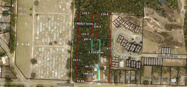 250 W North Avenue, Crestview, FL 32536 (MLS #878571) :: Classic Luxury Real Estate, LLC